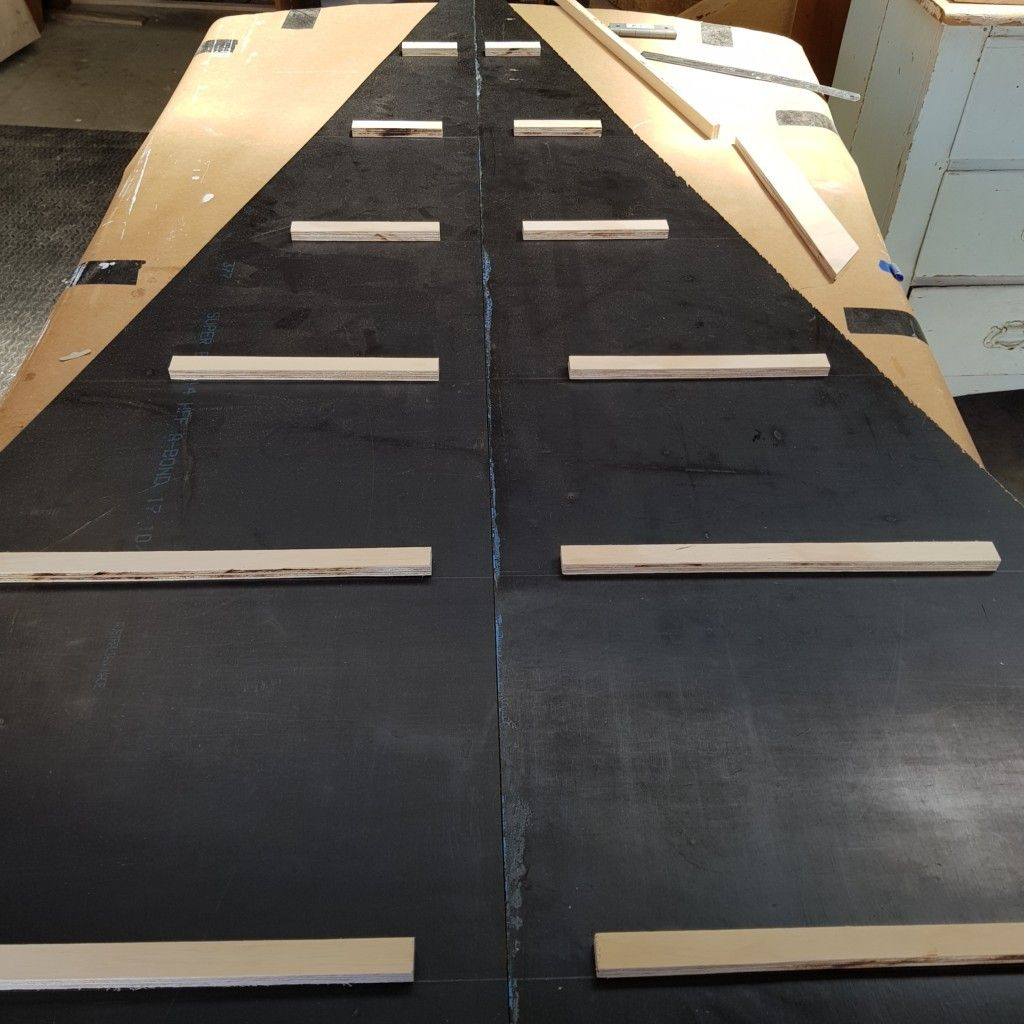 Picture of Measure the Position of the Shelves