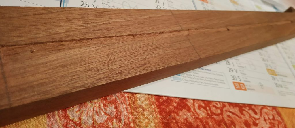 Picture of Making the Neck