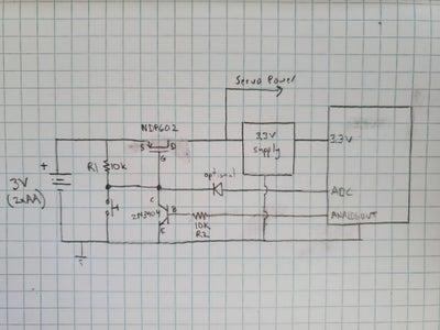 Arduino (or Microcontroller) Turns Itself Off