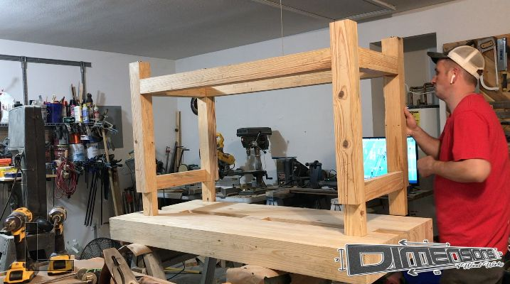 Picture of Join Workbench Top to Base