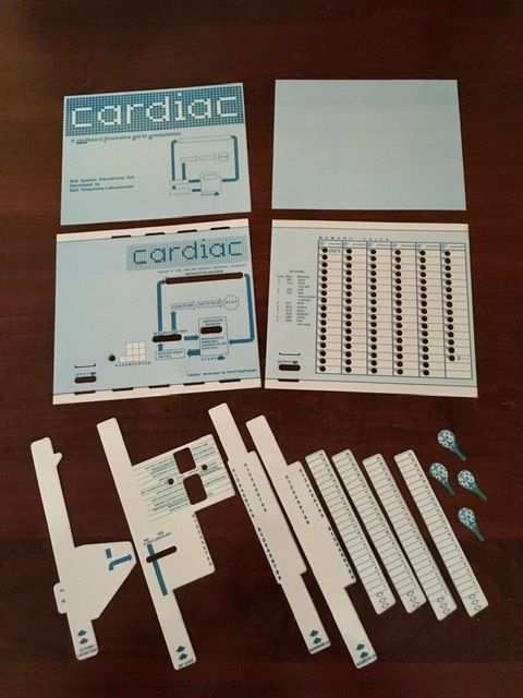 Picture of Cut Out the CARDIAC Pieces