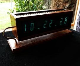 ILC1-1/8L Clock