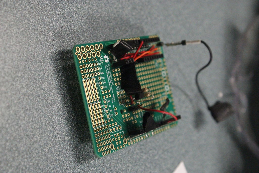 Picture of Assembling Arduino Stack