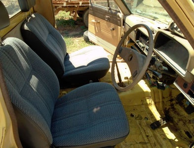 Seats and Dash