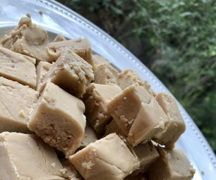 Maple Fudge!!
