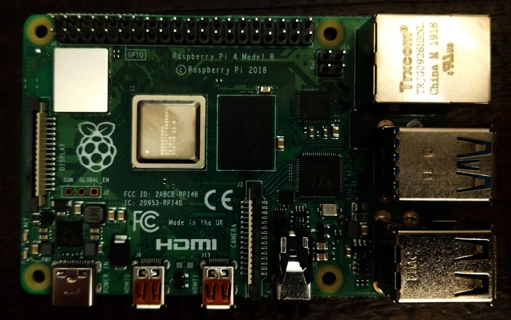 Picture of Install Raspbian and Configure Raspberry Pi4b