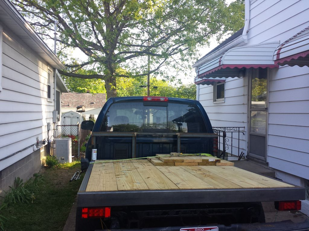 Convert Your Pickup Truck To A Flatbed 7 Steps With Pictures