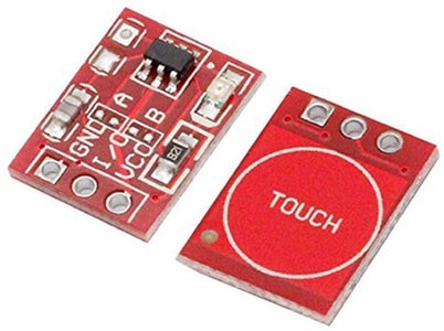 Touch Button Controls