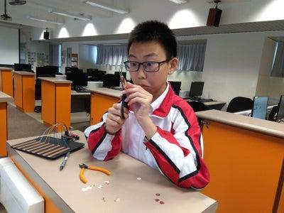 Making AI Tutor3.0 - Musical Instrument Phototype