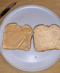 Apply the Peanut Butter