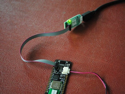 Firmware: Programming the Bootloader