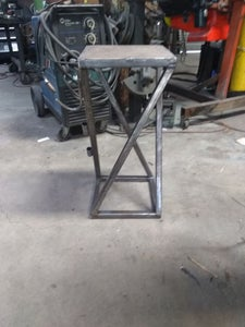 Weld the Chair Together
