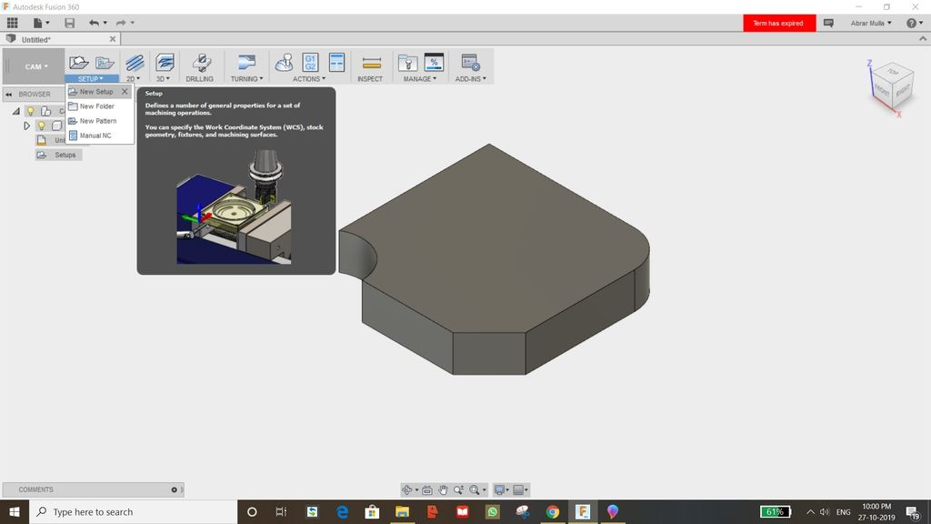 Picture of Simulation in Fusion 360(optional)