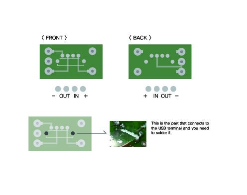 Picture of Connecting and Ordering PCB _ USB PCB