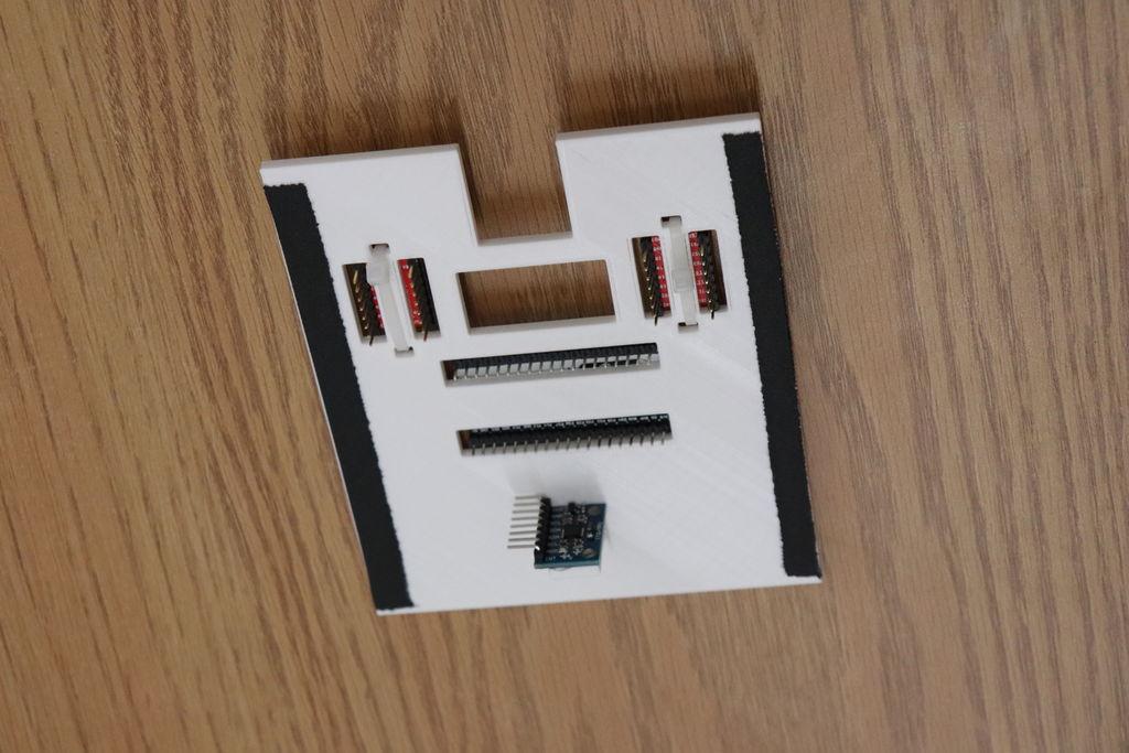 Picture of Prepare the Electronics Board