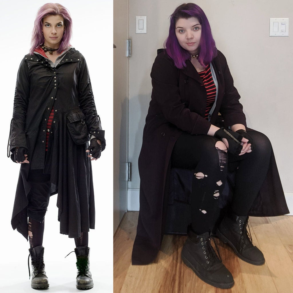 Picture of Nymphadora Tonks From Harry Potter Cosplay