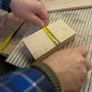 Making the Dividers Part 3 - Cutting Notches