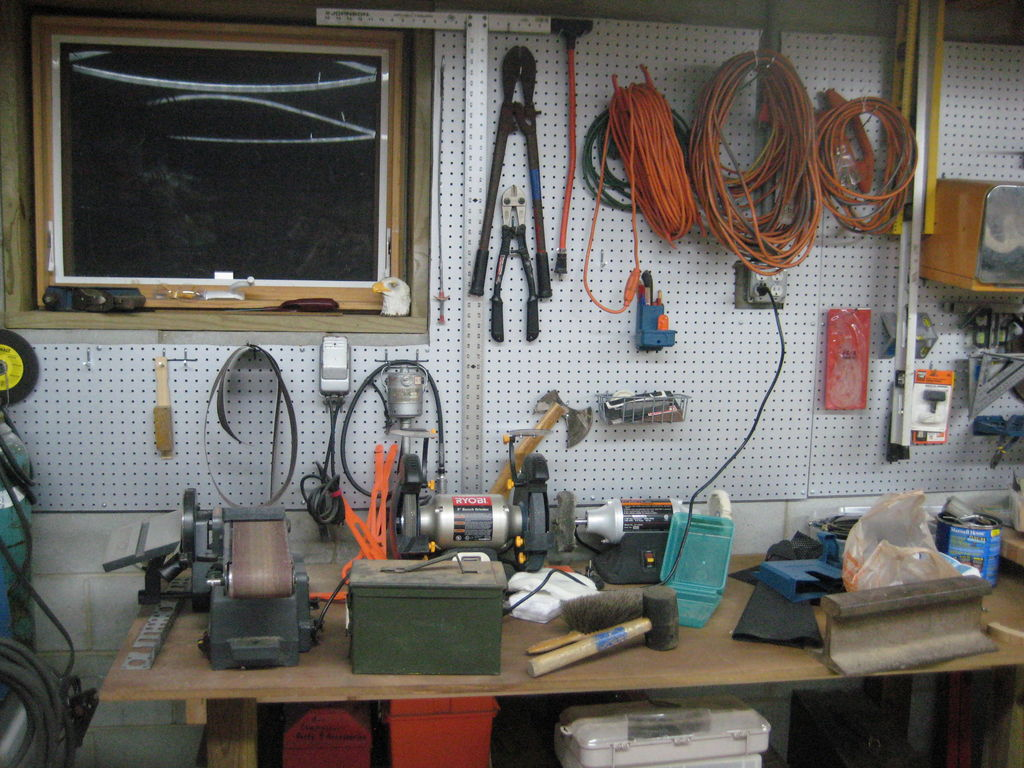 Picture of The Space Where I Create