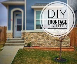 Frontage Planter / Raised Garden Bed