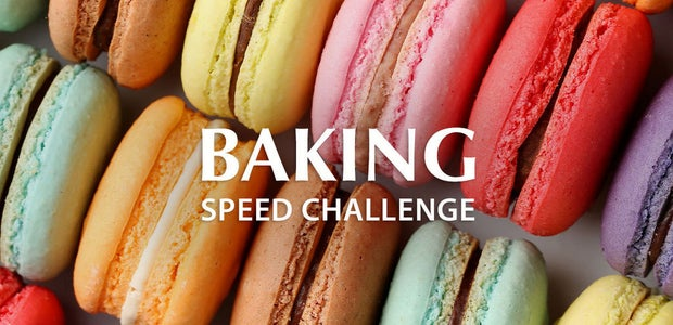 Baking Speed Challenge