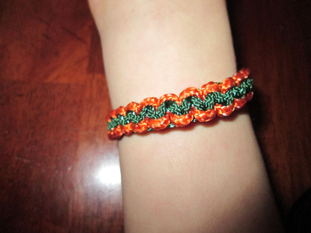 Picture of New Kind of Paracord Bracelet