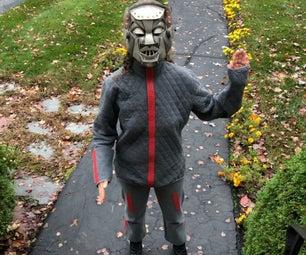 Domo Arigato, Mr. Roboto Costume