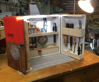 Portable Leather Workshop