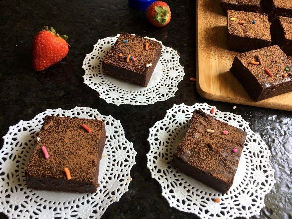 Picture of Homemade Nama Chocolates