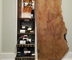 Small Wine Closet