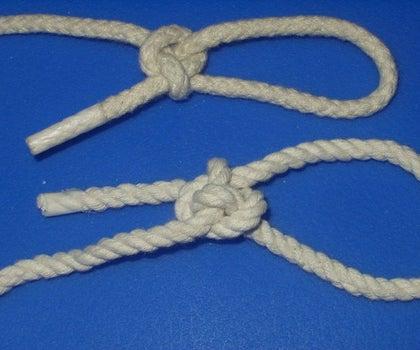 Carrick Loop - Bowline Alternative