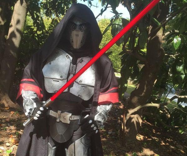 Star Wars Sith Acolyte Eradicator Costume