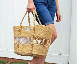 Sunshine Beachcomber Bag