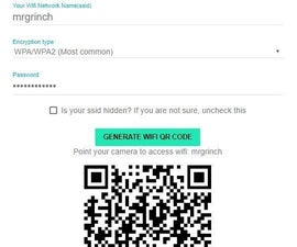 Easily Share Your Home WiFi With Your Guests Using QR Code