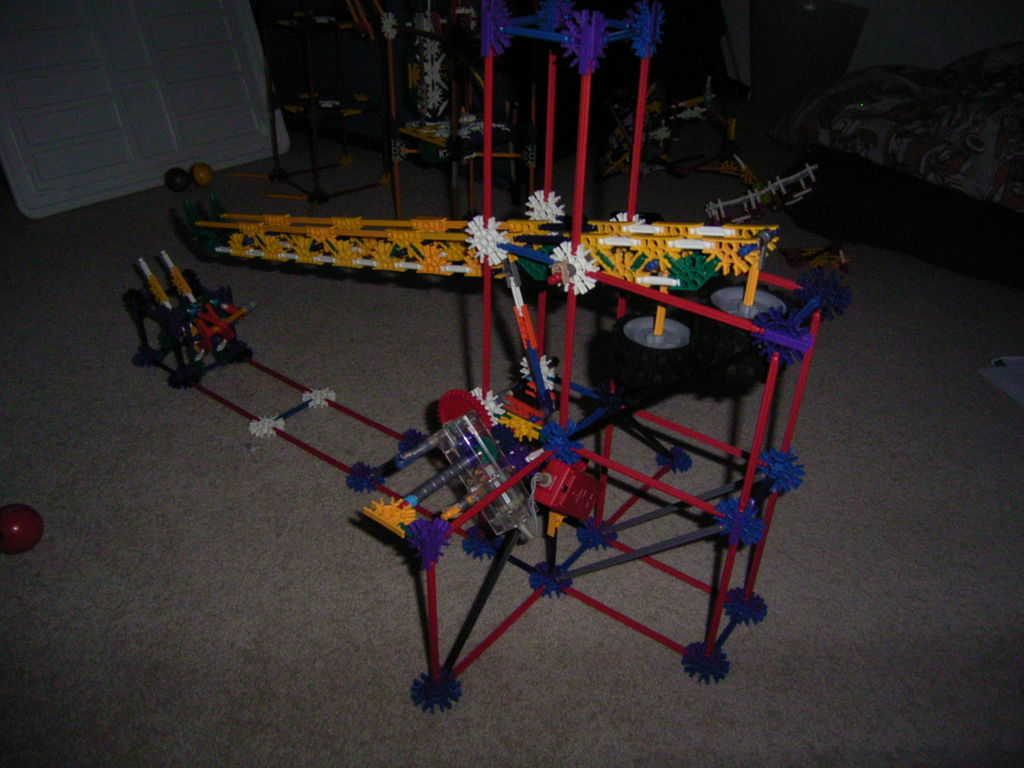 Picture of Knex Crossing Arm Lift