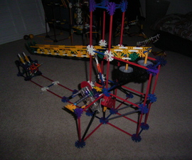 Knex Crossing Arm Lift