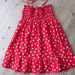 Girls Cotton Dress with Shirring & Ruffles - Tutorial
