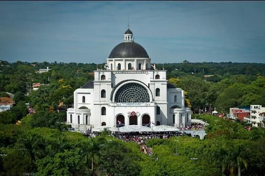 Picture of 3D Inclusivo Para La Basílica Menor De Caacupé