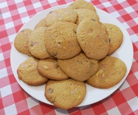 Chocolate Chip Cookies-Video