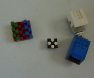 The Pocket Sized Lego Sets