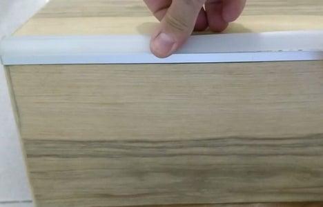 Putting Back the Led Aluminum Profile Cover