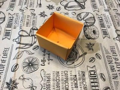 Paper Storage Box!