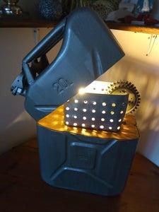 Zippo Lamp