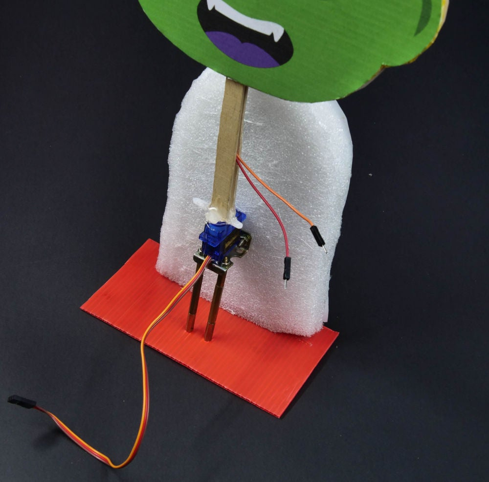 Picture of Attach the Head to the Body