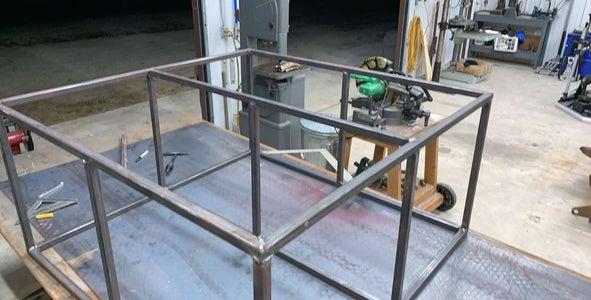 Dog Box Frame Rebuild