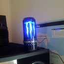 Led Powered Monster Energy Can