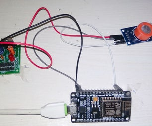 Air Monitoring System Using NodeMCU and IOT Thingspeak
