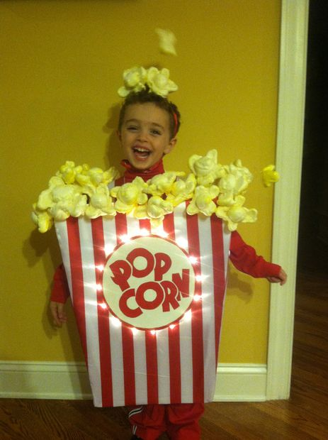 Picture of Popcorn Costume