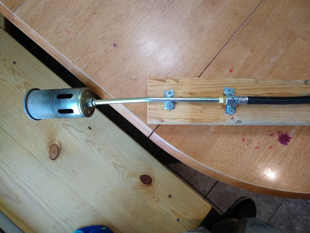 Picture of Modifying Propane Torch