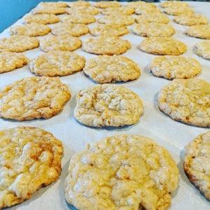 Daddy Daughter Dishpan Cookies