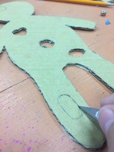 Cut Out Your Figure Holes